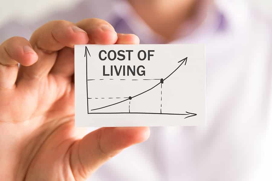 Cost Of Living Costs